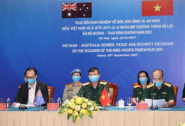 Vietnam always pay attention to gender equality issues: senior official hinh anh 3