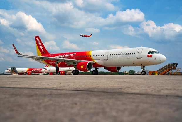 Vietjet's audited report confirms positive results in H1 hinh anh 1