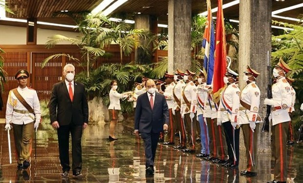 Cuban Ambassador: Cuba, Vietnam preserve historical memories hinh anh 2