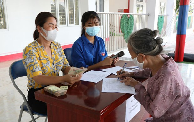 Social welfare packages benefits over 2.91 million people in Hanoi hinh anh 1