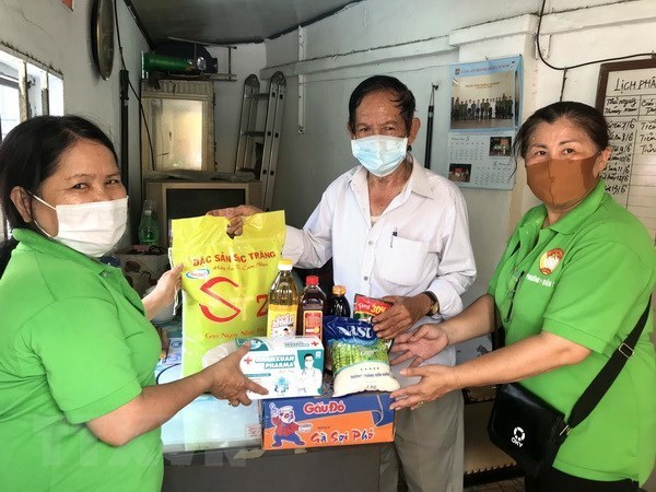 HCM City approves largest-ever relief package hinh anh 1