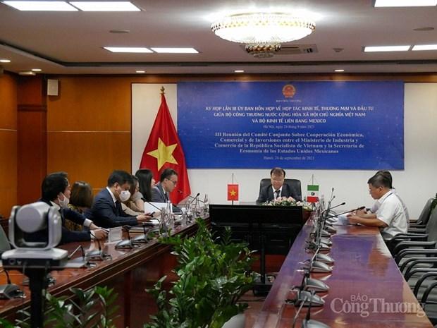 Việt Nam và Mexico tìm cách cải thiện CPTPP để thúc đẩy thương mại song phương hinh anh 1