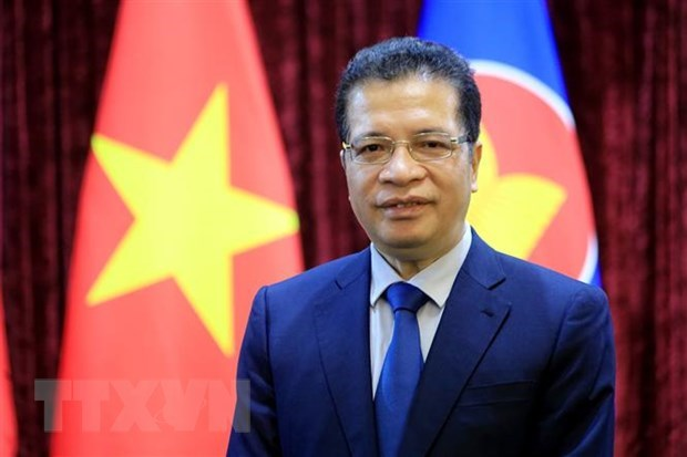 Vietnamese Ambassador highlights upcoming Russia visit by Foreign Minister hinh anh 2