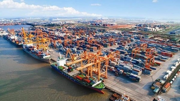 Vietnam's seaports set to handle 1.14-1.42 billion tonnes of cargo by 2030 hinh anh 1
