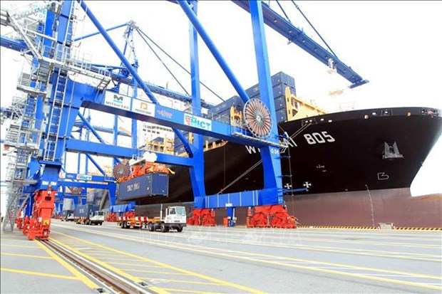 Vietnam's seaports set to handle 1.14-1.42 billion tonnes of cargo by 2030 hinh anh 2