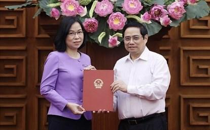 Vietnam News Agency develops toward professional, modern multimedia agency hinh anh 1