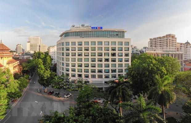 Vietnam News Agency develops toward professional, modern multimedia agency hinh anh 2
