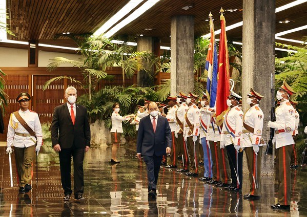 President's trip to Cuba, New York bears great significance: Foreign Minister hinh anh 2