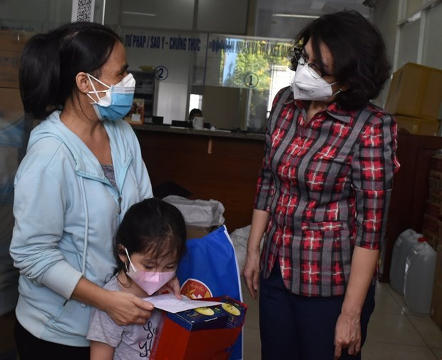 UNICEF speaks highly of Vietnam's priority to COVID-19 orphans hinh anh 1