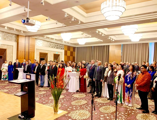National Day celebrated in Slovakia hinh anh 1