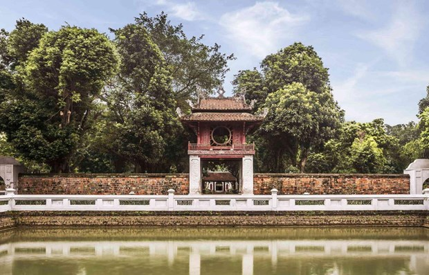 Online discussion seeks to bring into play Quoc Tu Giam's cultural values hinh anh 1