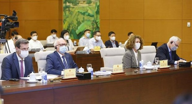 Cash assistance programme, faster aid delivery recommended to support people, enterprises hinh anh 1