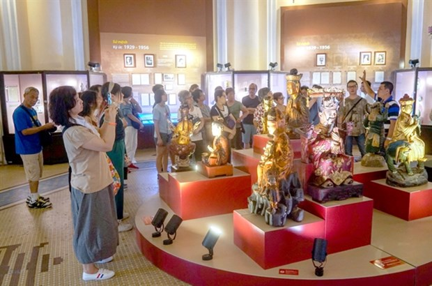 HCM City's museums launch online exhibitions hinh anh 1