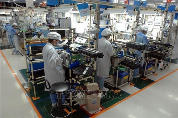 Registered FDI up in nine months despite pandemic: conference hinh anh 1