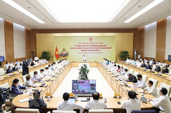 Vietnam not let COVID-19 hold back its pace: former VCCI leader hinh anh 2