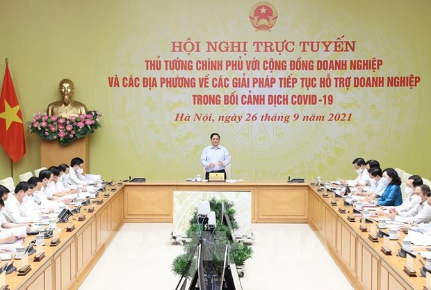 Planning minister proposes solutions to help businesses address difficulties hinh anh 2