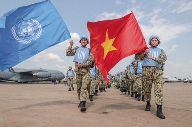 Vietnam's image boosted as UNSC member: Canadian site hinh anh 2