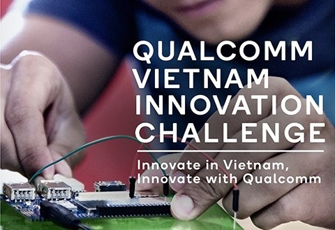 Projects winning Qualcomm Vietnam Innovation Challenge 2021 announced hinh anh 1