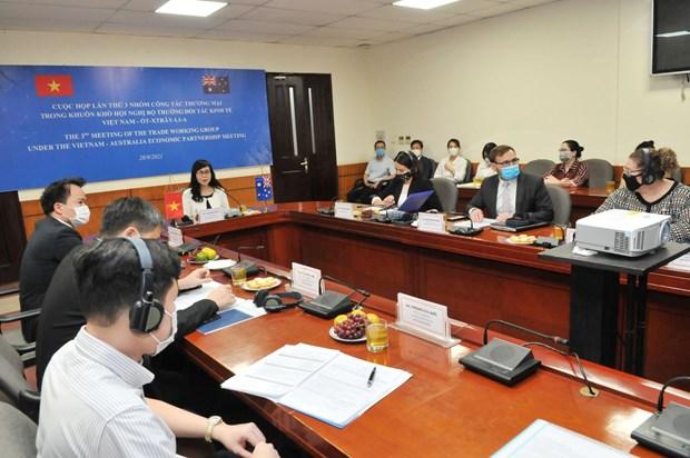Vietnam, Australia work towards balanced, sustainable trade hinh anh 1