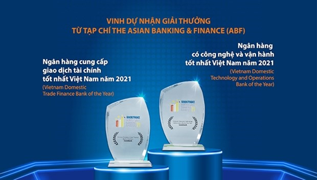 Sacombank wins 2 awards from The Asian Banking and Finance hinh anh 1