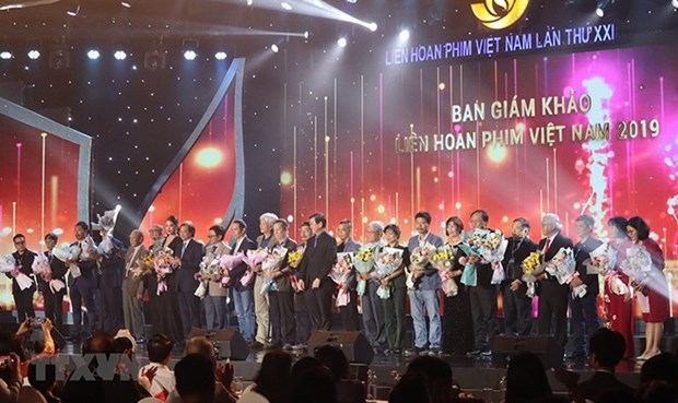 22nd Vietnam Film Festival to be basically held online hinh anh 1
