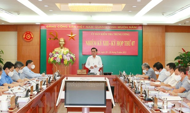Disciplinary measure proposed for VCG Party Committee's Standing Board in 2015-2020 term hinh anh 1