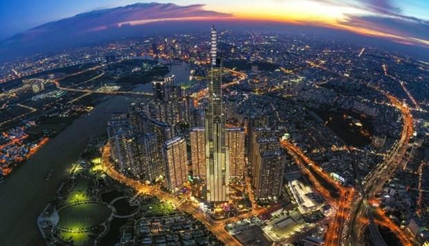 Vietnam still sees optimistic economic outlook in 2022: scholar hinh anh 1