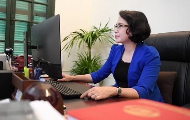 Vietnam still sees optimistic economic outlook in 2022: scholar hinh anh 2