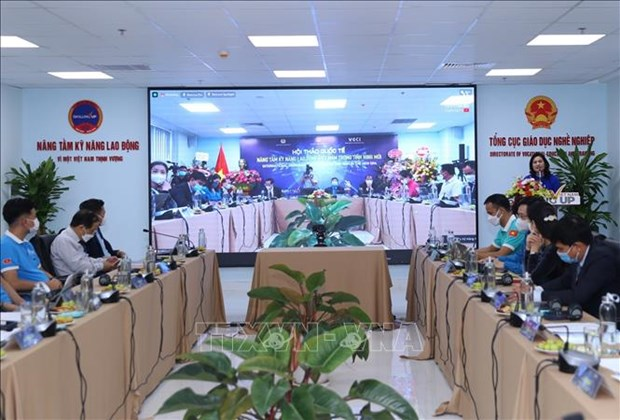 Skilling up Vietnam in new situation hinh anh 1