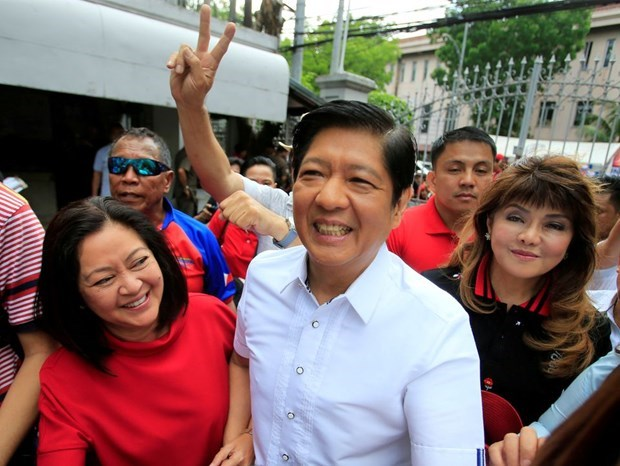 Philippines: Another politician announces bid for presidency hinh anh 1