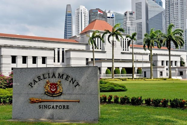 Singapore passes foreign interference countermeasures bill hinh anh 1