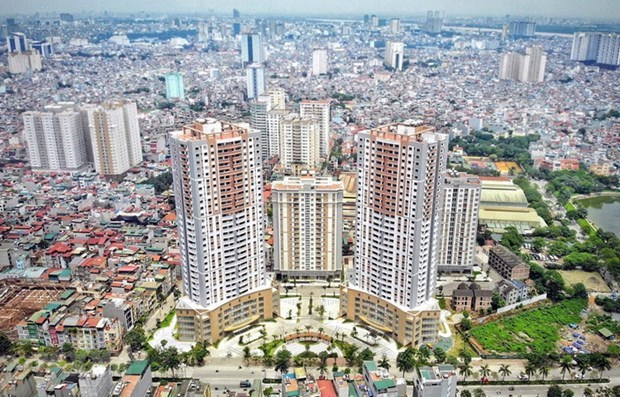 Apartment prices to go up 5 – 7 percent annually in 3 years: CBRE hinh anh 1