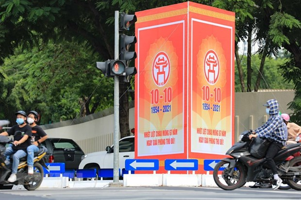 Various activities to celebrate Hanoi's 67th liberation anniversary hinh anh 1