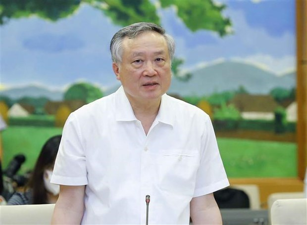Vietnam attends 9th Meeting of Council of ASEAN Chief Justices hinh anh 1