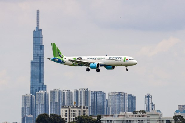 Bamboo Airways to resume domestic flights from October 10 hinh anh 1