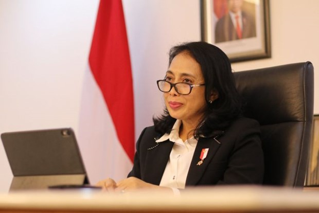 Indonesia to host 4th ASEAN Ministerial Meeting on Women hinh anh 1