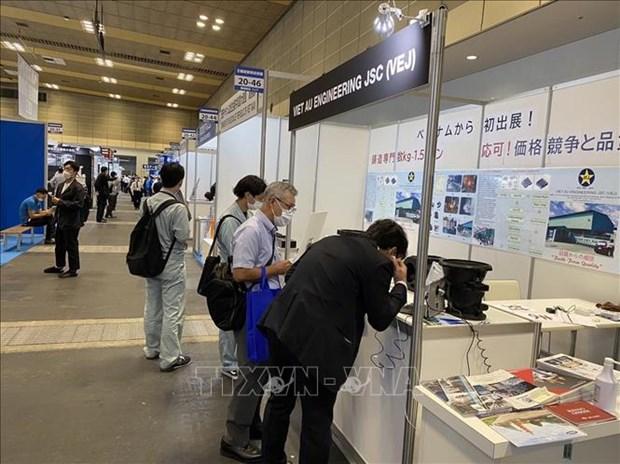 Vietnam leaves impression at M-Tech Osaka 2021 hinh anh 1