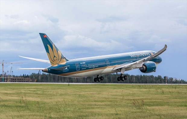 Vietnam Airlines resumes 14 domestic routes from October 10 hinh anh 1