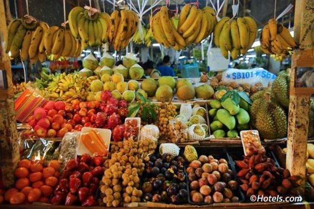 Thailand's fruit exports increase sharply hinh anh 1