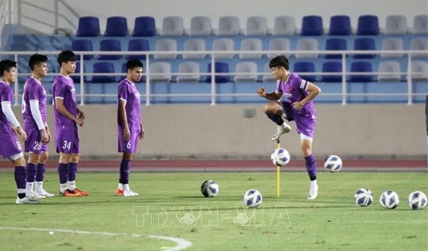 Vietnam strive to gain points at World Cup qualifiers' final round hinh anh 1