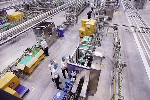 Vietnam sees FDI shift to hi-tech industries: Experts hinh anh 1