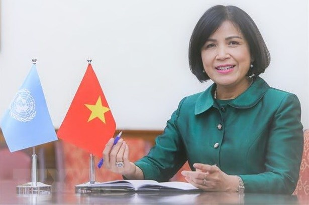 Vietnam active at UNHRC's 48th session hinh anh 1