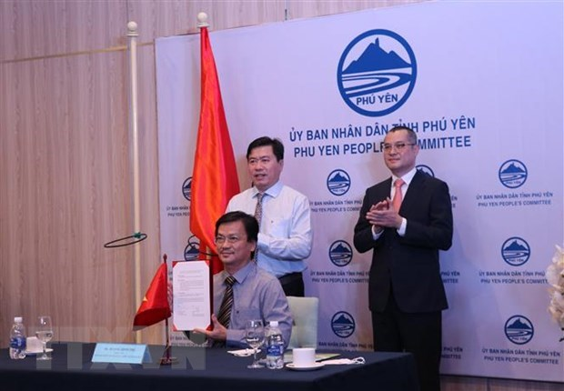 APO funds cold storage equipment for Phu Yen hinh anh 1