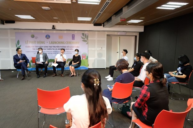 Competition seeks ideas to mitigate climate change impacts hinh anh 1