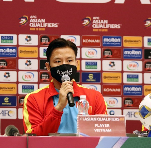 Vietnam to play game against Oman with strong determination: coach Park hinh anh 2