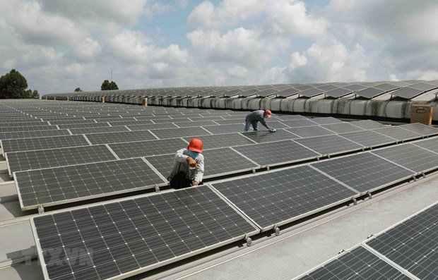 EDF Renewables invests in solar power in Vietnam hinh anh 1