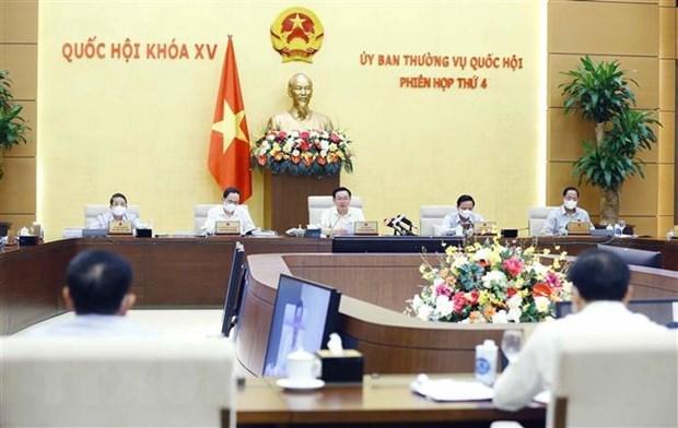 Legislators mull over land use for infrastructure development hinh anh 1