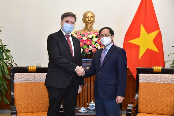 FM: Vietnam wishes to enhance multifaceted cooperation with Poland hinh anh 1