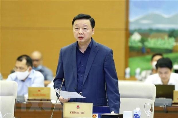 Legislators mull over land use for infrastructure development hinh anh 2
