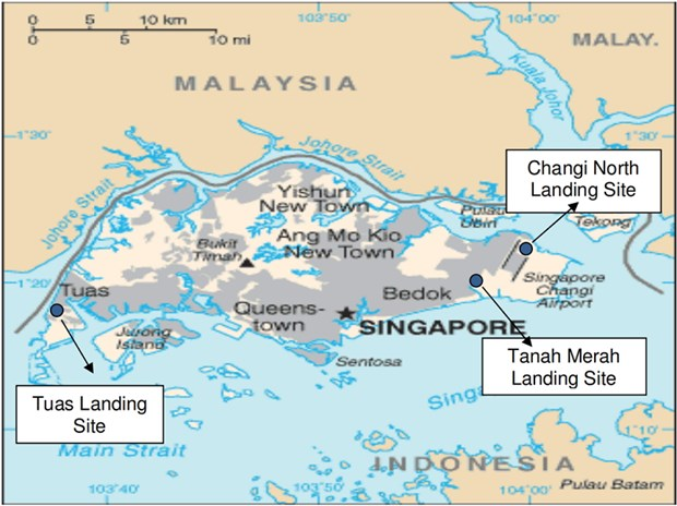 Singapore: Undersea cable to facilitate power import from Indonesia hinh anh 1